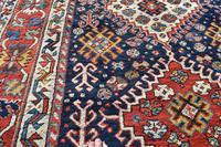 Good antique Luri carpet 250x156cm (7 of 10)