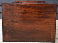 Superb Quality Regency Rosewood Wellington Chest c.1820 (12 of 12)