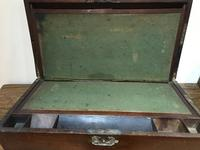 Victorian Officers  Campaign Writing Box with Secrets (2 of 7)