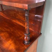 Quality Victorian Antique Mahogany Chiffonier / Sideboard (8 of 10)