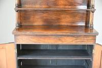 Victorian Rosewood Chiffonier (3 of 9)