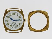 9kt Gold Longines Men's Wristwatch Swiss 1944 (6 of 10)