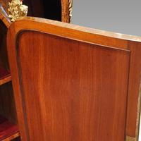 Victorian Inlaid Walnut Side Cabinet (8 of 17)