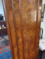 Victorian Scottish Burr Walnut Wardrobe (7 of 7)
