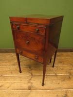 Antique 19th Century Gentleman's Washstand Cabinet, Bedside Cabinet (14 of 17)