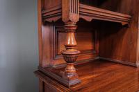 Gillow & Co Library Walnut Bookcase (9 of 15)