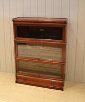 Mahogany Globe Wernicke Bookcase (8 of 11)