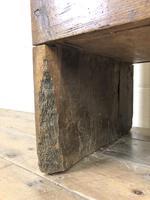 18th Century Oak Coffer (5 of 10)