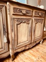 French Antique Large Normandy Sideboard / Buffet / Cupboard (4 of 10)