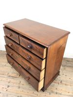 Victorian Mahogany Chest of Drawers (9 of 16)