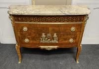 Finest Quality French Antique Commode Chest of Drawers (2 of 32)
