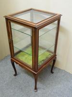 mahogany bijouterie / display table (4 of 6)