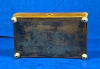 Regency Miniature Sycamore Box. (9 of 14)