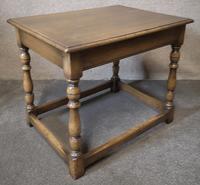 Ipswich Oak Rectangular Shaped Coffee Table (8 of 9)