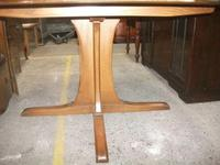 Large Ercol Pedestal Dining Table (3 of 3)