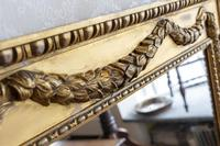 Very Fine 19th Century Carved Giltwood Mirror of Elegant Proportions (2 of 4)