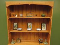 Antique Rustic Pine Country Kitchen Dresser (15 of 15)
