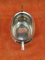 Art Deco Silver Plate EPNS Cream Jug & Sugar Bowl c.1930 (6 of 12)