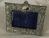 Edwardian Silver Frame