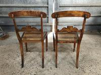 Pair of Beautiful Regency Chairs (2 of 4)