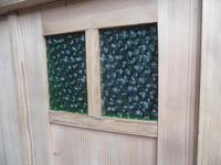 Arts & Crafts Antique / Old Pine 3 Door Knockdown Wardrobe to wax / paint (6 of 9)