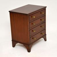 Antique Georgian Mahogany Chest of Drawers (9 of 10)