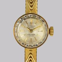 Vintage Universal Geneve J W Benson 18ct Gold 1960s Ladies Bracelet Watch (8 of 18)