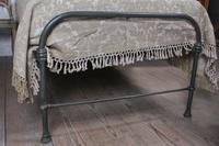 Lovely Simple Pair of Utilitarian Single Iron Beds (2 of 8)