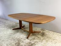 1960's Danish extending dining table by Gudme Mobelfabrik (3 of 6)