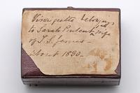 George IV Silver Vinaigrette Nathaniel Mills (7 of 7)