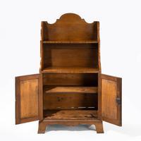 Small Regency Period Two Door Cupboard (6 of 7)