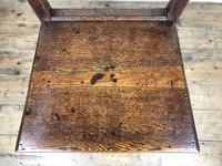 Set of Six 19th Century Welsh Oak Farmhouse Chairs (4 of 14)