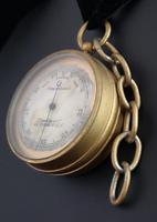 Antique pocket barometer, Darton and Co (11 of 12)