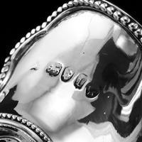 Antique Victorian Solid Silver Wine Ewer / Claret Jug - Barnard 1872 (19 of 19)