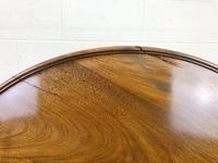 Georgian Mahogany Birdcage Pedestal Table (2 of 11)
