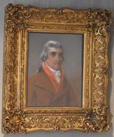 Fine Pastel Portrait of George Botham (2 of 8)
