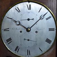 James Muirhead Glasgow Regulator Longcase Grandfather Clock (3 of 8)