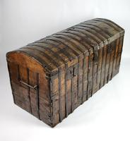 Large Early 17th Century Iron Bound Chest (2 of 22)
