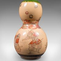 Antique Gerbera Vase, Japanese, Ceramic, Single Stem, Flower, Meiji Period, 1900 (10 of 12)