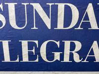 Vintage Advertising Poster Sunday Telegraph Milk Race c.1967 (15 of 23)