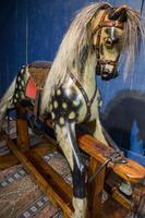 Vintage Rocking Horse. Baby Carriage Rambler (7 of 11)