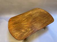 19th Century Mahogany Coffee Table (6 of 6)