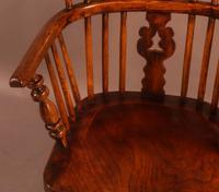 Ash & Elm High Windsor Chair Allsop Worksop Maker (5 of 8)