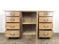 Victorian Antique Pine Sideboard with Drawers (5 of 13)