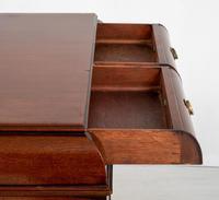 Georgian style mahogany pedestal sideboard (3 of 8)
