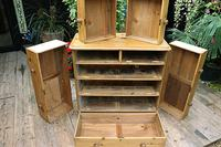 Lovely Old Victorian Pine Chest of Drawers - We Deliver! (7 of 7)