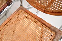 1970's Pair of Retro  Chrome & Bamboo Rocking Chairs (8 of 13)