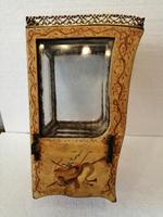 French Vernis Martin Novelty Bijouterie Cabinet (11 of 17)