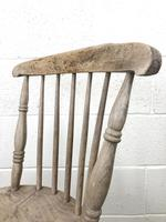 Pair of Rustic Antique Penny Chairs (8 of 9)