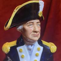 "Royal Doulton Figurine Titled ""The Captain"" Model Number (10 of 10)"